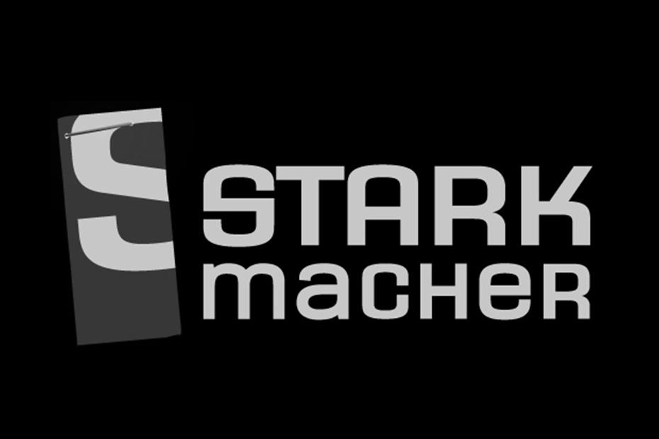 Logo_Starkmacher_form_sw_neg